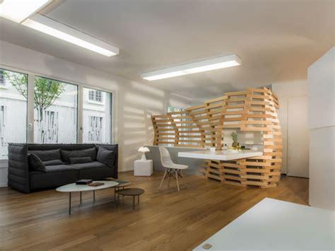 Salon Jardin Ikea 837 by 1 Appartement Parcouru Par Une Vague En Bois