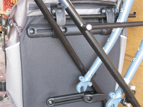Racktime Front Rack by Racktime Travel It