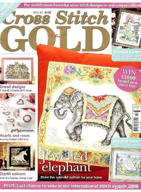 Majalah Cross Stitch Gold Issue 110 cross stitch gold 54 pdf magazine