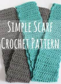 Easy Crochet Infinity Scarf Pattern For Beginners Simple Crochet Scarf For Beginners Yarn Fix