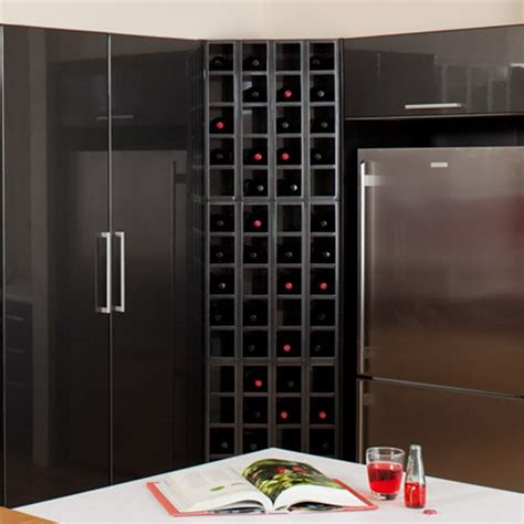 Wine Rack Bunnings kaboodle150mm luminess metallic wine rack bunnings warehouse