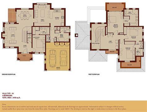 Single Story Floor Plans With Open Floor Plan mirador type 16