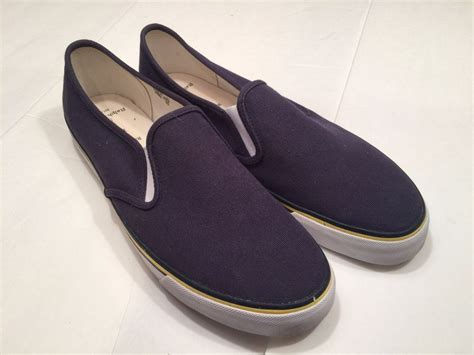 ralph womens shoes polo ralph womens canvas slip on casual shoes size