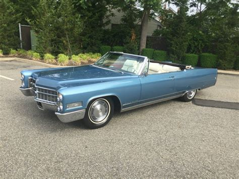 Cadillac Eldorado by 1966 Cadillac Eldorado Convertible For Sale