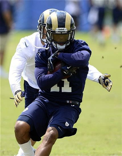 st louis rams wide receiver depth chart st louis rams depth chart the re shuffled in june
