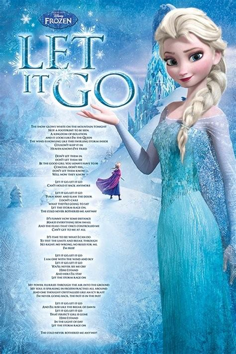 where does st go frozen let it go poster sold at abposters com