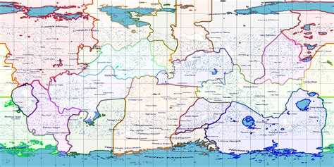 io map io terraformed jovian moon political map by 1wyrmshadow1