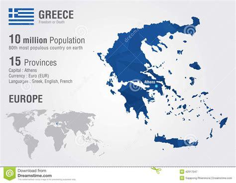 greece on map greece world map roundtripticket me