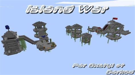pvp island minecraft map map pvp island war minecraft aventure com