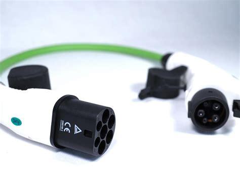 Mukena Type2 1 ladekabel adapter type2 buchse type 1 stecker 32a