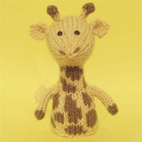 knitting pattern giraffe giraffe toy knitting pattern pdf legs egg cozy finger