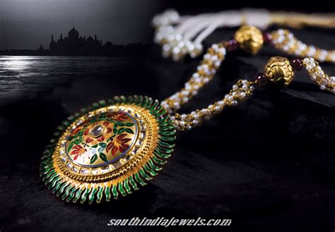 tanishq antique gold jewellery south india jewels