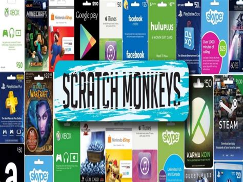 Funny Gift Cards To Buy - buy gift cards game cards and entertainment card from scratchmonkeys