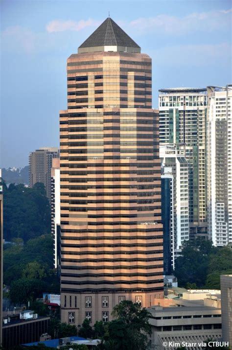 menara public bank  skyscraper center