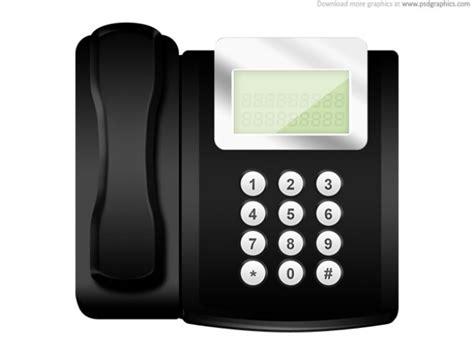 telefono ufficio moderno ufficio telefono icona psd scaricare psd gratis