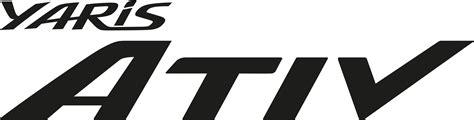 logo toyota yaris yaris logo png