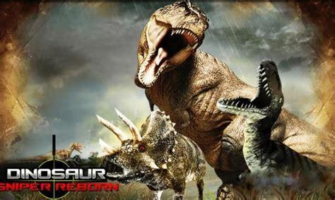reborn entrena para descargar dinosaur sniper reborn 2015 para android gratis el juego dinosaurios renacimiento