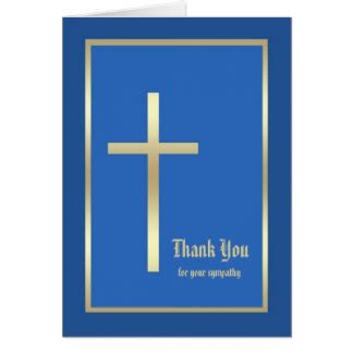 religious thank you card template funeral cards photo card templates invitations more