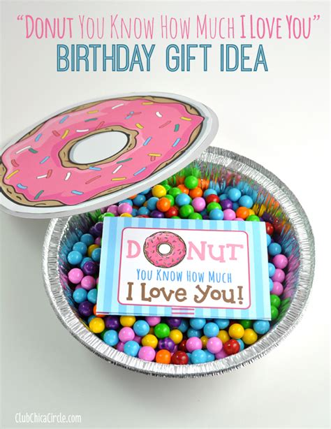 Birthday Handmade Gift Ideas - gift quotes quotesgram