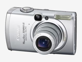 Canon Launch Irritatingly Named Ixus 950is Powershot Sd850 Is by Canon Powershot Sd850 Is New Digital Elph Will Recognize
