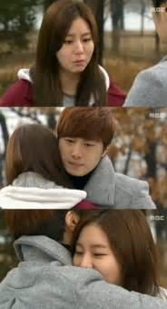 uee drama and film spoiler quot golden rainbow quot jeong il woo asks uee to wait