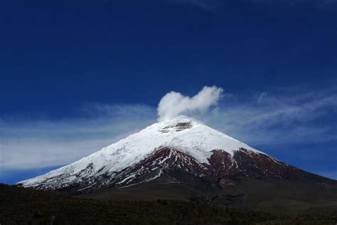 imagenes satelitales volcan cotopaxi postales de un volc 225 n en acci 243 n todo im 225 genes