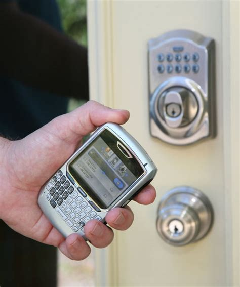schlage link deadbolt works with home automation