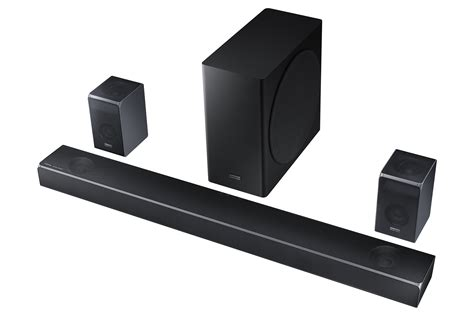 samsung launches 2019 q series soundbar line featuring new sound technologies and compatibility