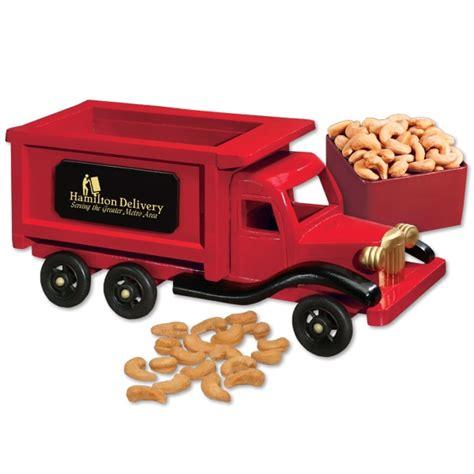 Truck Dump Truck Jumbo 1950 era dump truck with fancy jumbo cashews item