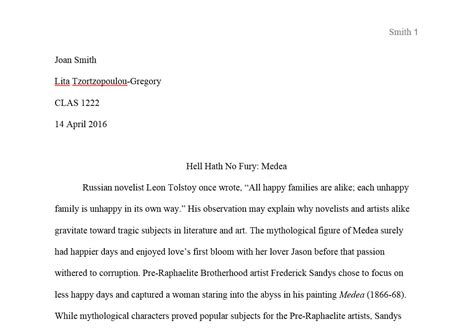 format  paper mla citations library  columbus