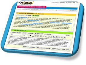 my access 174 home edition vantage learning