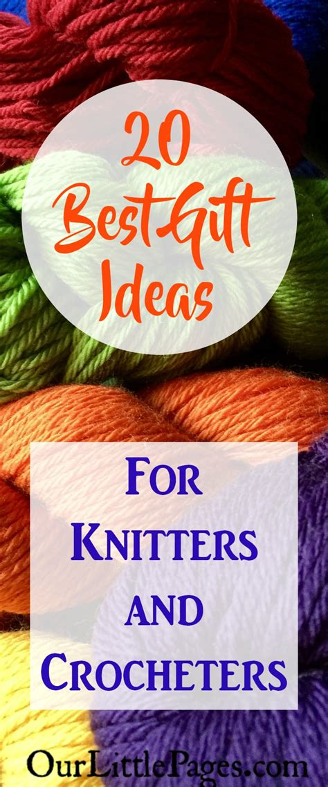 knitting gift ideas for knitters 20 best gifts for knitters and crocheters yarn gifts