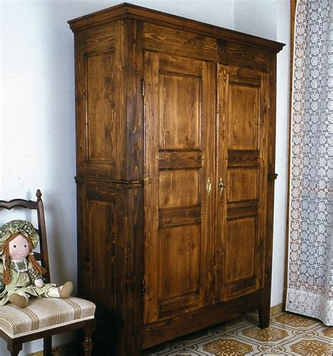 fare un armadio come costruire un armadio in legno foto disegni e misure