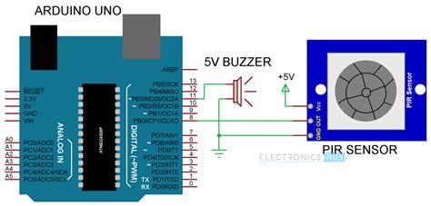 tutorial sensor pir arduino arduino pir sensor tutorial pir motion sensor with arduino
