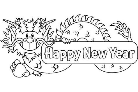 free chinese new year coloring pages coloring pages for