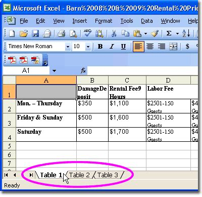 Table Exle by Solid Documents Extract Tables To Excel