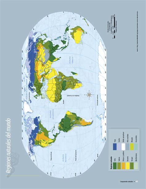 descarga de atlas del mundo 5 atlas de geograf 237 a del mundo quinto grado 2017 2018