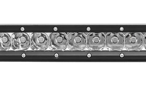 20 single row led light bar zroadz z30s1 20 p7ej 20 combo single row slim line