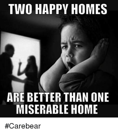 Two Boyfriends Are Better Than One by Two Happy Homes Are Better Than One Miserable Home