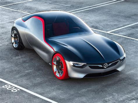 Opel Gt Car by Opel Gt Concept Car Design