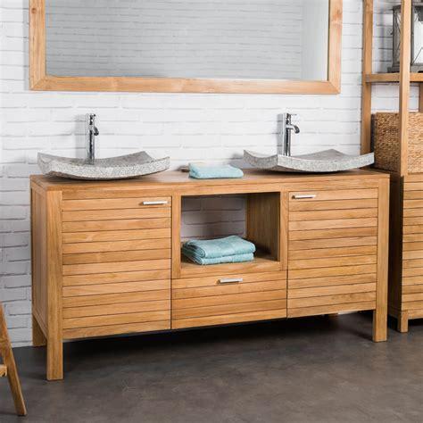 Attractive Salon Gris Clair Et Taupe #12: Ori-meuble-sous-vasque-en-teck-courchevel-160-2983.jpg