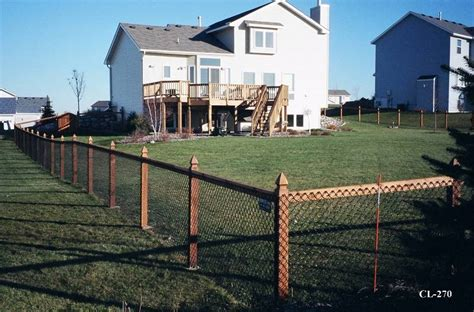 california chain link fence view exles of california style chain link fences installed in