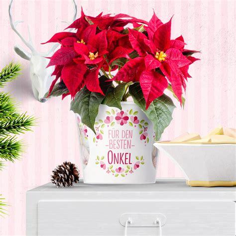weihnachtsgeschenke onkel f 252 r den besten onkel fotogeschenk blumentopf zu