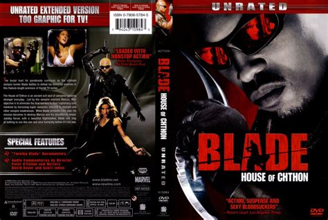 Blade House Of Chthon by Blade House Of Chthon Dvd Scanned Covers 5171blade Dvd Covers