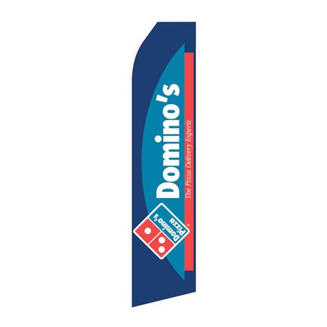 Selasa Promo Bunting Flag Motif Pizza feather flag 16 ft domino s pizza 562 graphics los