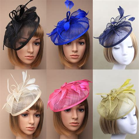 Wedding Hair Accessories In Singapore by Wholesale Alibaba Wedding Church Decorate Sinamay