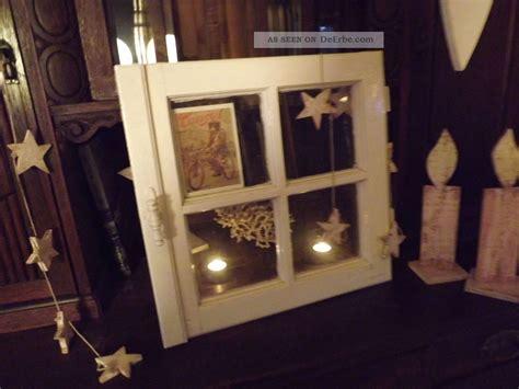 Altes Fenster Dekorieren Weihnachten by Antikes Fenster Shabby Chic Top Deko Weihnachten Vintage