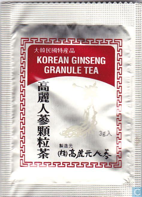 Jual Korean Ginseng Granule Tea ginseng granule tea korean one ginseng co catawiki