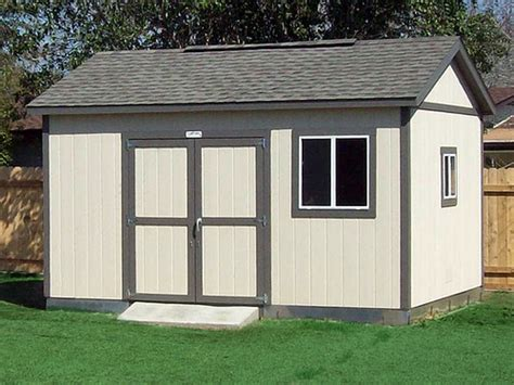 preparing site for tuff shed metal outdoor storage