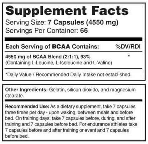 Suplemen Bcaa 4500 bcaa supplements branched chain amino acids bcaa 4500